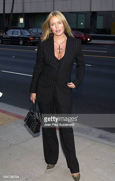 "Patsy Kensit during ""Slap Her...She's French"" Premiere & After-Party at Academy of Motion Picture Arts and Sciences in Beverly Hills, California,..."
