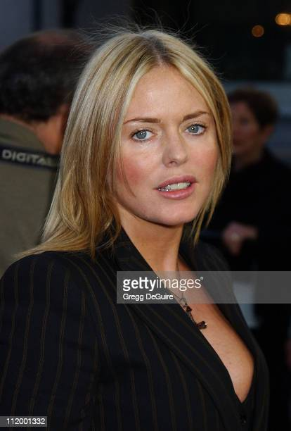 Patsy Kensit during Slap HerShe's French Premiere at Academy Sam Goldwyn Theatre in Beverly Hills California United States