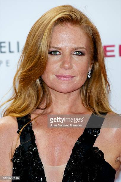 Patsy Palmer attends Global Gift Gala 2014 at Melia Don Pepe Hotel on July 20 2014 in Marbella Spain