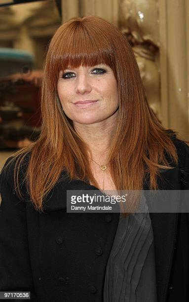 Patsy Palmer attends Tesco Magazine Mum Of The Year Awards 2010 at The Waldorf Hilton Hotel on February 28 2010 in London England
