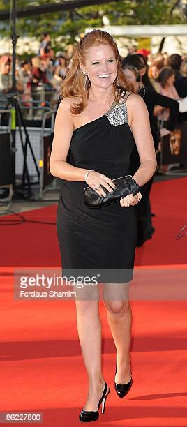 Patsy Palmer attends The British Academy Television Awards 2009 at The Royal Festival Hall on April 26 2009 in LondonEngland