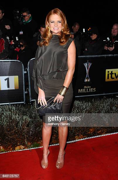 Patsy Palmer attends the Sun Military Awards at the Imperial War Museum on December 19 2011 in London