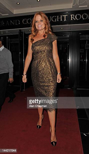 Patsy Palmer sighting on May 12 2012 in London England