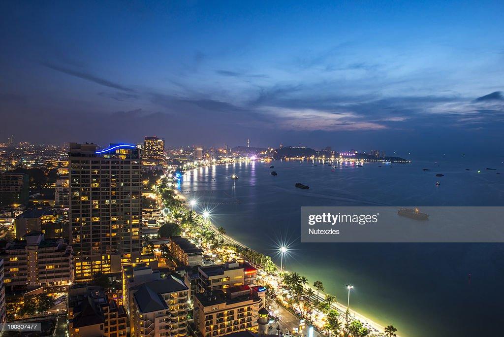 Pattaya city : ストックフォト