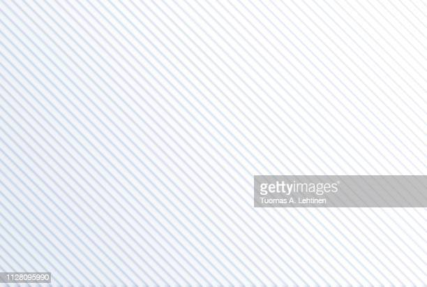 pattern of blue diagonal lines - tilt stock pictures, royalty-free photos & images