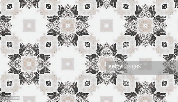 Pattern of butterfly wings