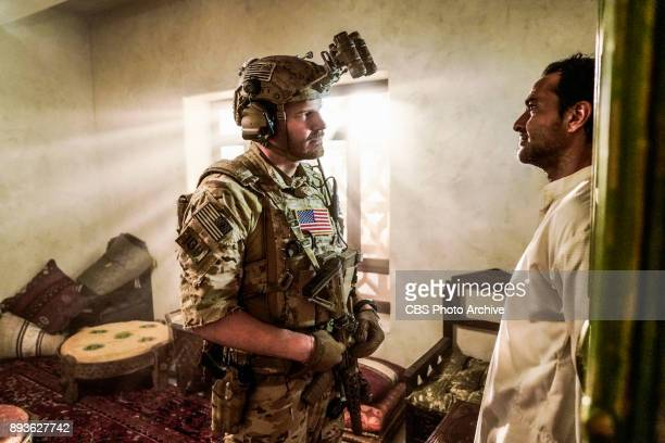 'Pattern of Life' Tensions are high when Jason and the SEAL Team enter a Yemeni house to locate a cell phone linked to a terrorist network and...