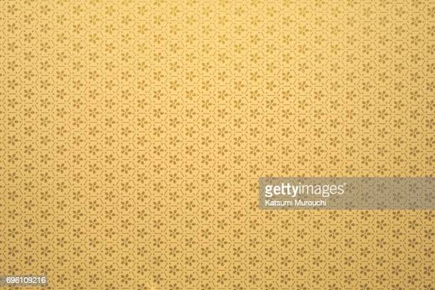 pattern washi paper texture background - japanese culture stock pictures, royalty-free photos & images