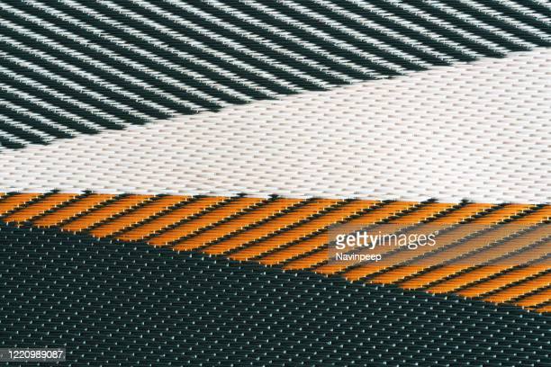 patterned plastic carpet - graphic print stock pictures, royalty-free photos & images