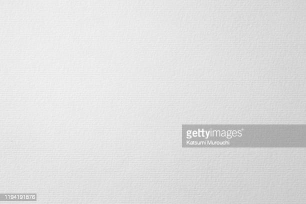 patterned white paper texture background - weiß stock-fotos und bilder