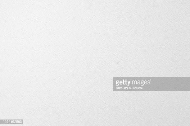 patterned white paper texture background - bianco foto e immagini stock