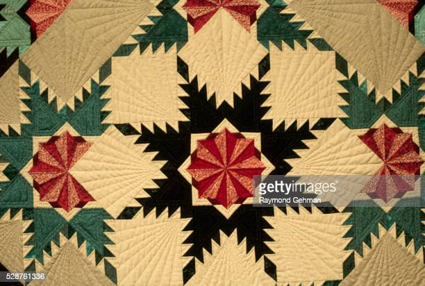 Patterns on a Quilt