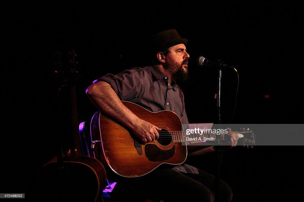 Patterson Hood In Concert - Birmingham, AL