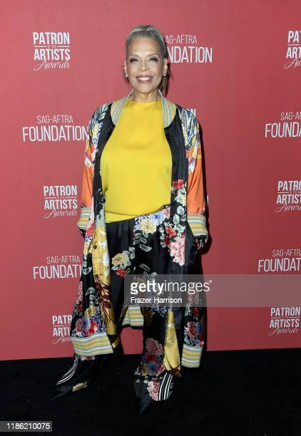 Patti Austin attends SAGAFTRA Foundation's 4th Annual Patron of the Artists Awards at Wallis Annenberg Center for the Performing Arts on November 07...