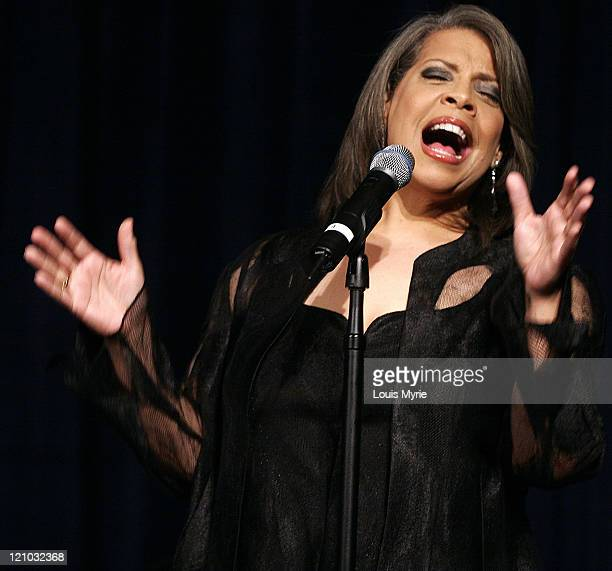 Patti Austin during 7th Annual NCNW Uncommon Height Gala at JW Marriott Hotel in Washington DC District of Columbia United States