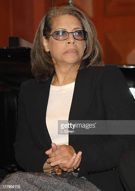 Patti Austin during The 49th Annual GRAMMY Awards Career Day Presented by Gibson Foundation at University of Southern California in Los Angeles...