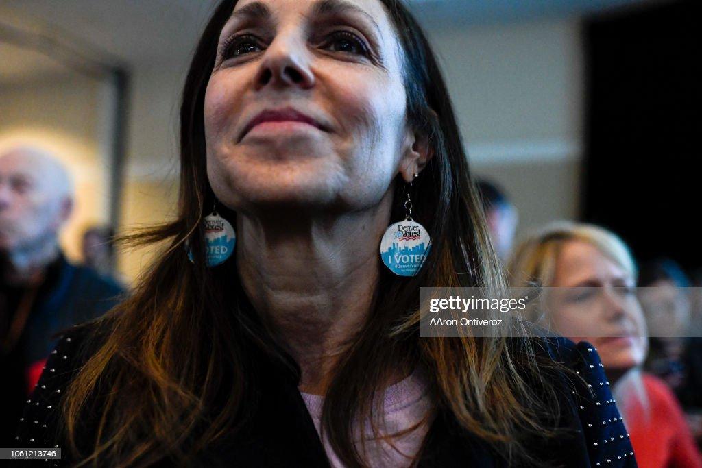 Colorado Democratic Party : News Photo