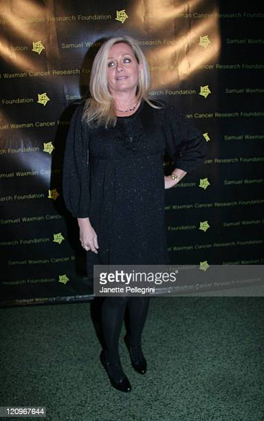 Patti D'Arbanville attends the 10th Annual Collaborating for a Cure Gala to Benefit the Samuel Waxman Cancer Research Foundation at 69th Regiment...