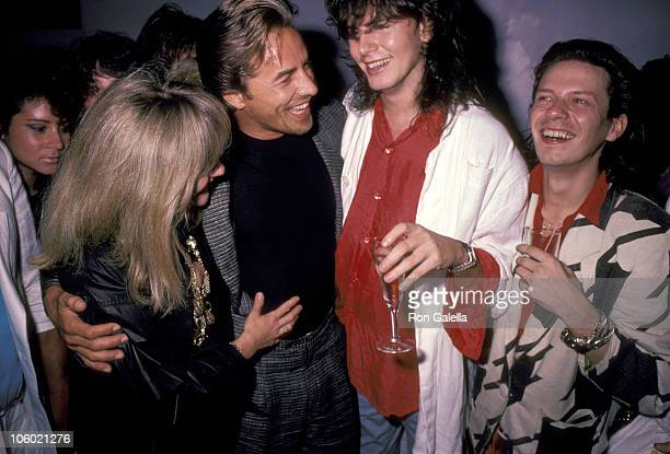 Patti D'Arbanville Don John Andy Taylor and Guest