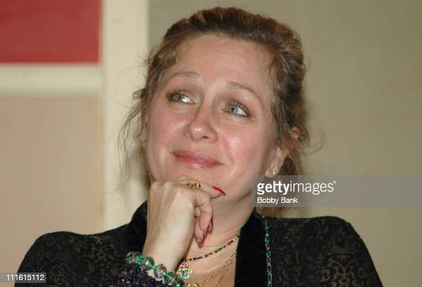 Patti D'Arbanville during Pamela Des Barres Book Signing of I'm With the Band Confessions of A Groupie With Celebrity Guest Readers February 4 2006...