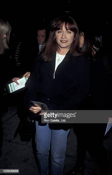 "Patti D'Arbanville during ""The Basketball Diaries"" - New York Premiere at Sony Village 7 Theater in New York City, New York, United States."