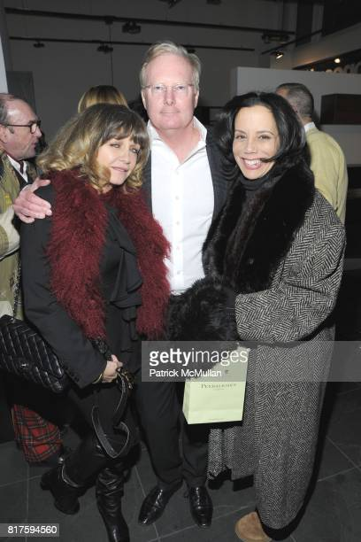 Patti D'Arbanville Gil Donaldson and Mel Gorham attend 8TH ANNUAL BoCONCEPT/KOLDESIGN HOLIDAY PARTY at BoConcept on December 14 2010 in New York City