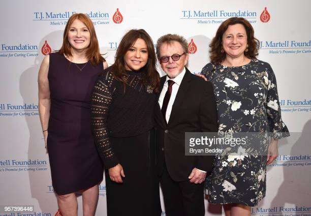 Patti Galluzzi honoree Rachael Ray Paul Williams and Linda Ingrisano attend the 6th Annual Women Of Influence Awards at The Plaza Hotel on May 11...