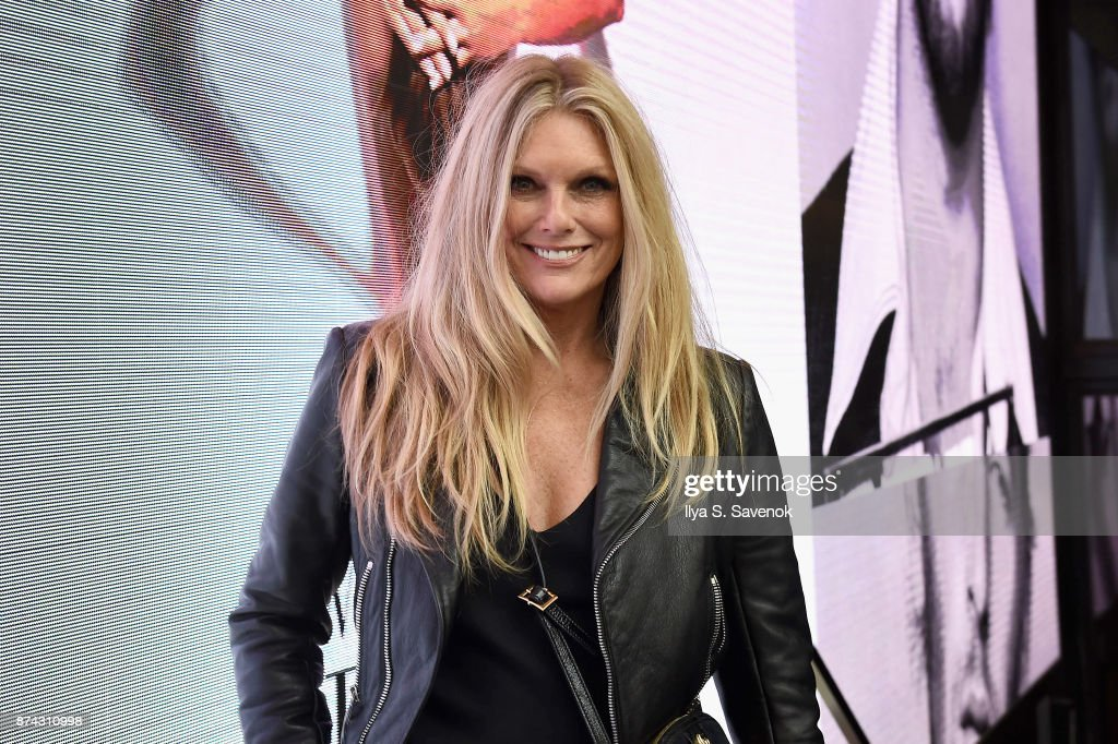 Wilhelmina Celebrates 50th Anniversary With Co-Host Patti Hansen