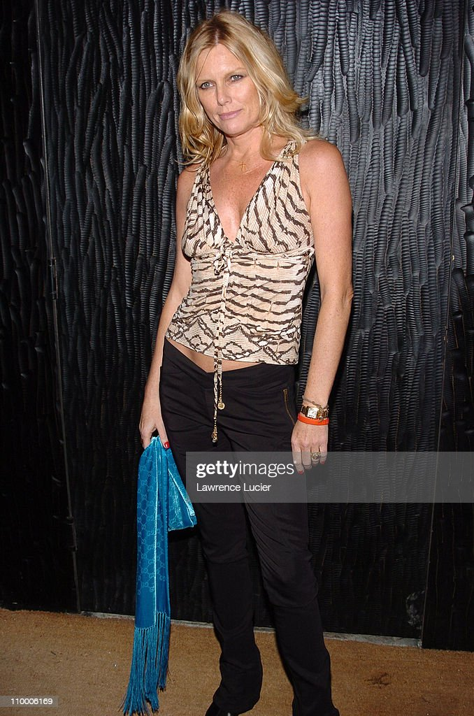 Olympus Fashion Week Fall 2005 - The Heart Truth Red Dress Collection - After Party : News Photo