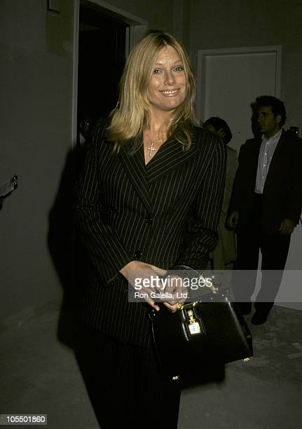 Patti Hansen during Party For Gucci 'Envy' at Home of Donald Trump in New York City New York United States