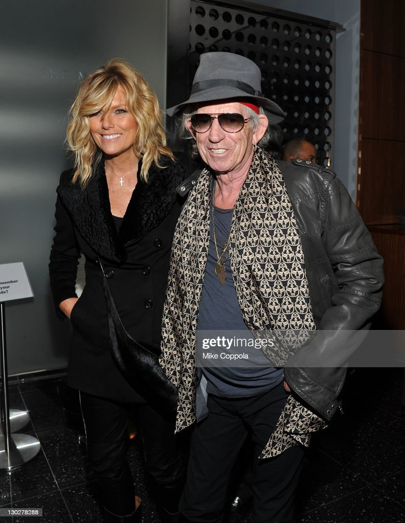 """The Rum Diary"" New York Premiere - Inside Arrivals : News Photo"
