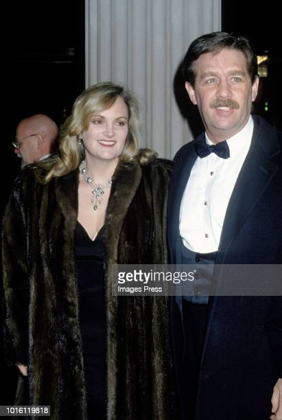 Patti Hearst at the MET Gala circa 1992 in New York City.