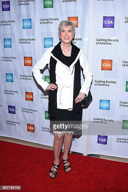 Patti Kalles arrives at the 2017 Annual Artios Awards at The Beverly Hilton Hotel on January 19 2017 in Beverly Hills California
