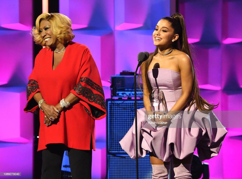 Billboard Women In Music 2018 - Inside : News Photo