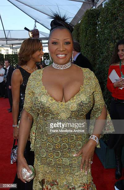 Patti LaBelle at the 44th Annual Grammy Awards at the Staples Center in Los Angeles CA 2/27/2002 Photo by Frank Micelotta/Getty Images