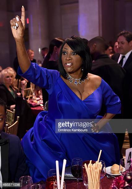Patti LaBelle attends Angel Ball 2015 hosted by Gabrielle's Angel Foundation at Cipriani Wall Street on October 19 2015 in New York City