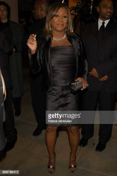 Patti Labelle attends Clive Davis preGrammy Awards party at Beverly Hills Hotel on February 7 2004 in Los Angeles CA