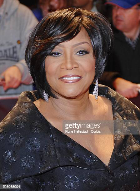 Patti LaBelle attends 'Swarovski Fashion Rocks' at the Royal Albert Hall in London