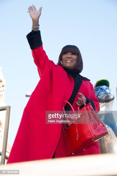 Patti LaBelle attends the 91st Annual Macy's Thanksgiving Day Parade on November 23 2017 in New York City