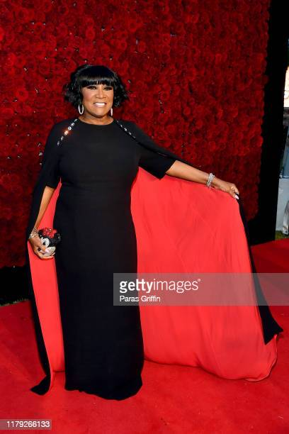 Patti LaBelle attends Tyler Perry Studios grand opening gala at Tyler Perry Studios on October 05 2019 in Atlanta Georgia