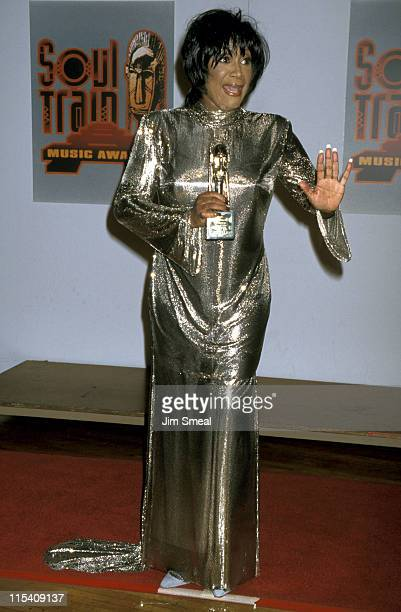 Patti LaBelle during 10th Annual Soul Train Music Awards at Shrine Auditorium in Los Angeles California United States