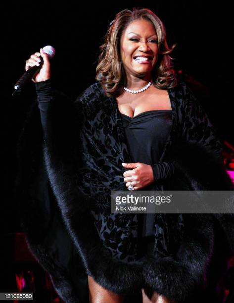 Patti LaBelle during Patti LaBelle in Concert at Caesars Atlantic City January 14 2006 at Caesars Atlantic City in Atlantic City New JErsey United...
