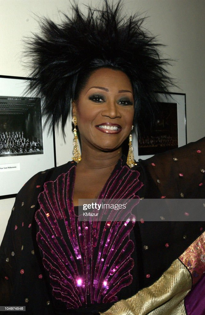 Patti LaBelle during The 12th Annual Rainforest Foundation Concert - Backstage at Carnegie Hall in New York City, New York, United States.