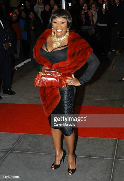 Patti LaBelle during Usher's 26th Birthday Party at Rainbow Room in New York City New York United States