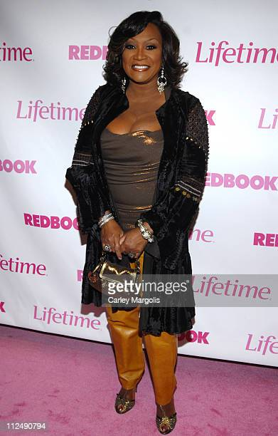 Patti LaBelle during Why I Wore Lipstick to my Mastectomy Lifetime Original Movie Premiere Hosted by Lifetime Television and Redbook Magazine at...