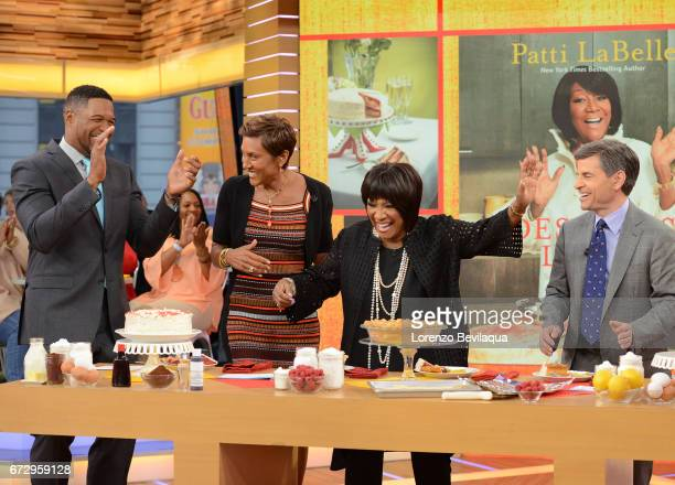 AMERICA Patti LaBelle is a guest on 'Good Morning America' Tuesday April 25 2017 airing on the ABC Television Network MICHAEL