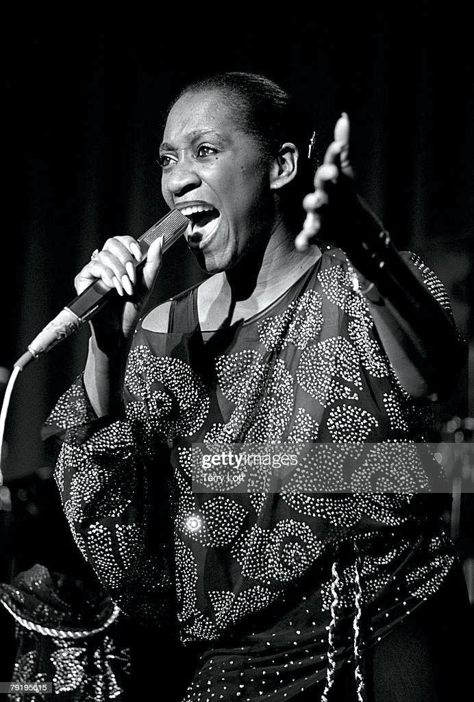 Patti Labelle Performing At The Venue, London