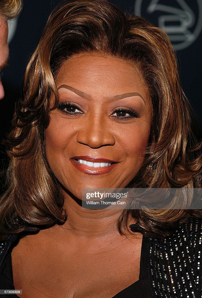 Patti LaBelle poses backstage at the Recording Academy Honors 2006 April 10, 2006 in Philadelphia, Pennsylvania. The Philadelphia Chapter held the event to salute outstanding individuals and institutions for their contributions to the creative community and the community-at-large.