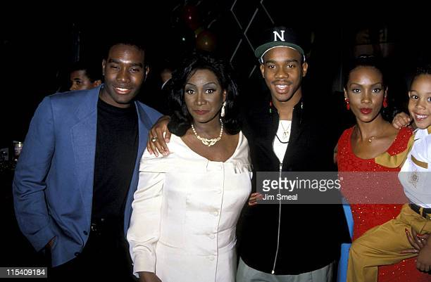 Patti LaBelle, Simon O'Brian, Morris Chestnut, Duane Martin, Vivica Fox and Tahj Mowry