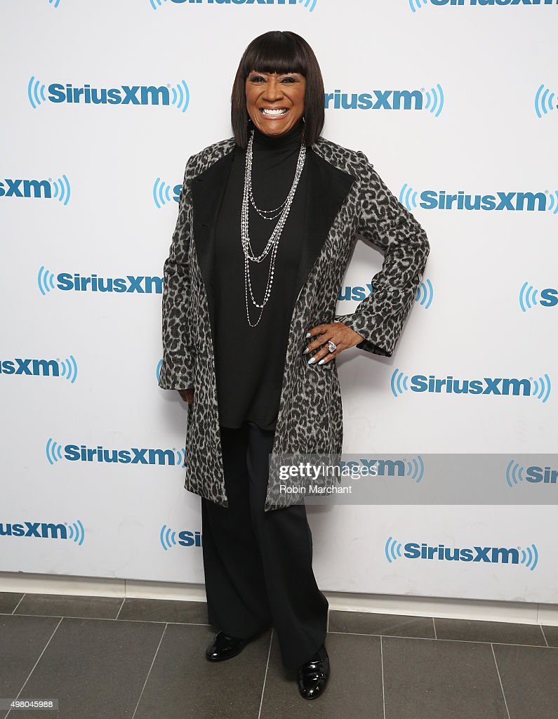 Celebrities Visit SiriusXM Studios - November 20, 2015